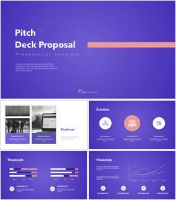 Pitch Deck Proposal PPT Keynote_14 slides