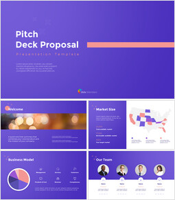 Proposta di Pitch Deck Diapositive PPT_00