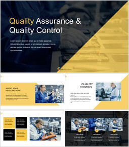 Quality Assurance & Quality Control Ultimate Keynote Template_40 slides