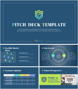 Security Company Pitch Deck Google Slides Themes for Presentations_15 slides