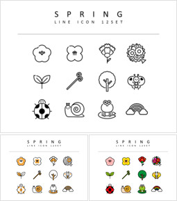 Spring Vector Icons_00