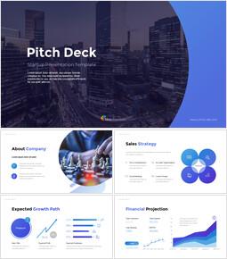 Pitch Deck di avvio Google Slides Modelli_00