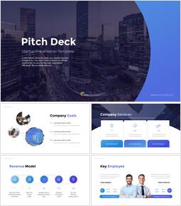 Pitch Deck di avvio Progettazione di presentazione_00