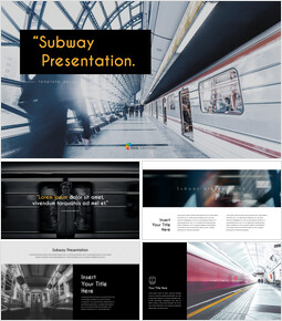 Subway PowerPoint Presentation Examples_00
