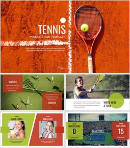 테니스 Google 프레젠테이션 슬라이드_00