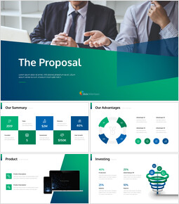 The Proposal Google Slides Presentation Templates_00