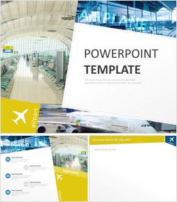 공항 - 무료 Google 슬라이드 템플릿_00