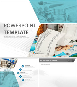 무료 Google 슬라이드 템플릿 디자인 - 공제 및 면제_00