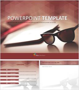 Google Slides Images Free Download - Sunglasses_00