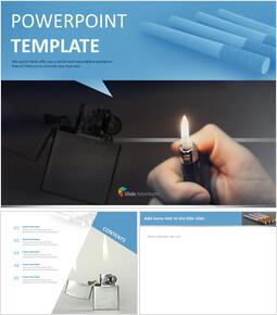 Google 슬라이드 템플릿 무료 다운로드 - 흡연_00