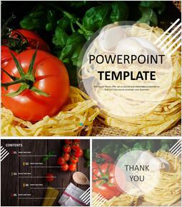 건강 식품 - 무료 Google 슬라이드 템플릿_00