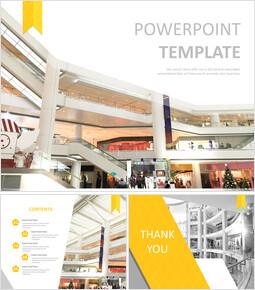 거대한 쇼핑 센터 - 무료 Google 슬라이드 테마_00
