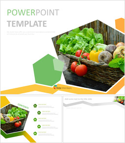 야채 - 무료 구글 슬라이드 템플릿 디자인_00