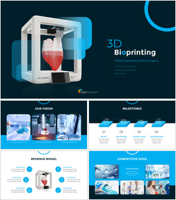 Bioprinting 3D Google skills themes_00