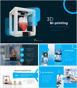Bioprinting 3D Moderni modelli PPT_00