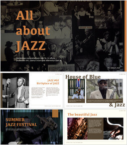 All about JAZZ Keynote to PPTX_40 slides