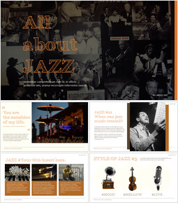 All about JAZZ PowerPoint Presentations Samples_00