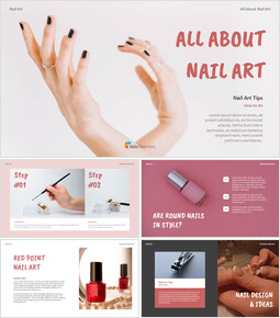 All About Nail Art Google Slides to PowerPoint_40 slides