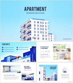 Apartment Easy PowerPoint Design_00