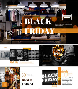Black Friday Modern PPT Templates_00