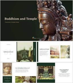 Buddhism and Temple Keynote for Windows_00