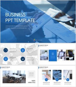Business Presentation PowerPoint_00