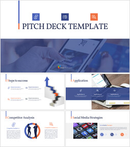 Pitch Deck dell\'azienda Modelli di business plan PPT_00