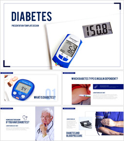 Diabetes PowerPoint Presentation Examples_00
