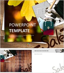 가을 세일 - Google 슬라이드 이미지 무료 다운로드_00