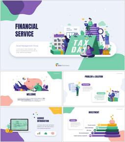 Financial Service Group Design Slides Simple Google Slides_00