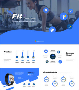 Fitness & Healthcare Service Proposal Interactive Google Slides_00