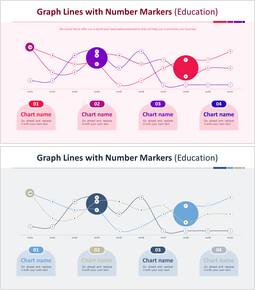 숫자 마커 차트가있는 그래프 선 (교육)_00