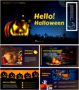 Hello! Halloween Simple Google Templates_00