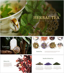 Herbal Tea Best PPT_00