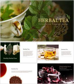 Herbal Tea Presentation Google Slides Templates_00
