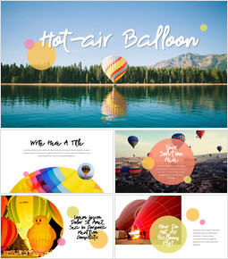 Hot-air Balloon Business Presentation Examples_00