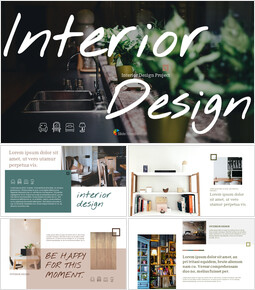 Interior Design Creative Google Slides_00