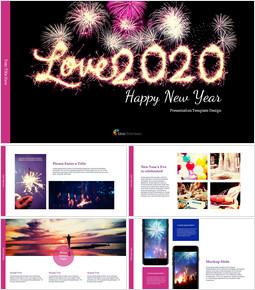 Love 2020 인터랙티브 구글슬라이드_00
