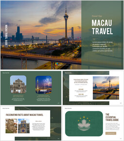 Macau Travel PPT Theme_00