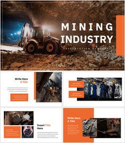 Mining Industry Presentation Google Slides Templates_00