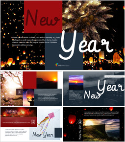 New Year Simple Google Templates_00