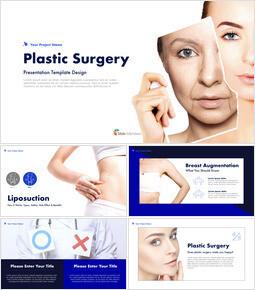 Plastic Surgery Theme Keynote Design_00