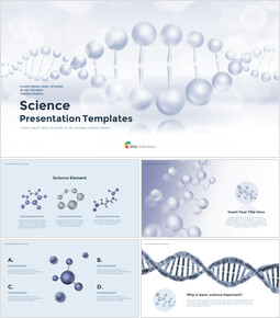 Science Business Presentation Templates_00