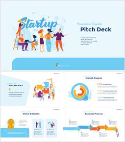 스타트업 비즈니스 디자인 피치덱 Google 프레젠테이션_00