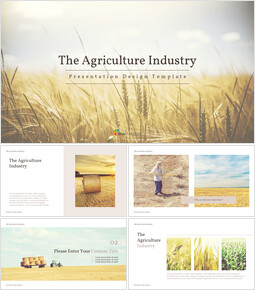 The Agriculture Industry Google Presentation Slides_00