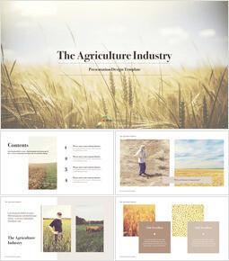 농업 산업 PPTX 키노트_00