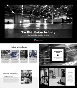 The Distribution Industry Google PPT Templates_00