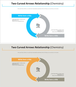 Two Curved Arrows Relationship Diagram (Chemistry)_00