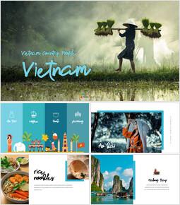 베트남 PPT 모델_00