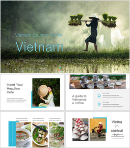 Vietnam Simple Presentation Google Slides Template_00